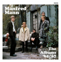 Manfred Mann - The Albums '64-'67 BOXED SET RSD 2018 LIMITED EDITION
